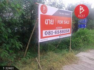 For SaleLandMahachai Samut Sakhon : Cheap sale, land 32 rai 1 ngan 43.8 square wa, Panthai Norasing, Samut Sakhon.
