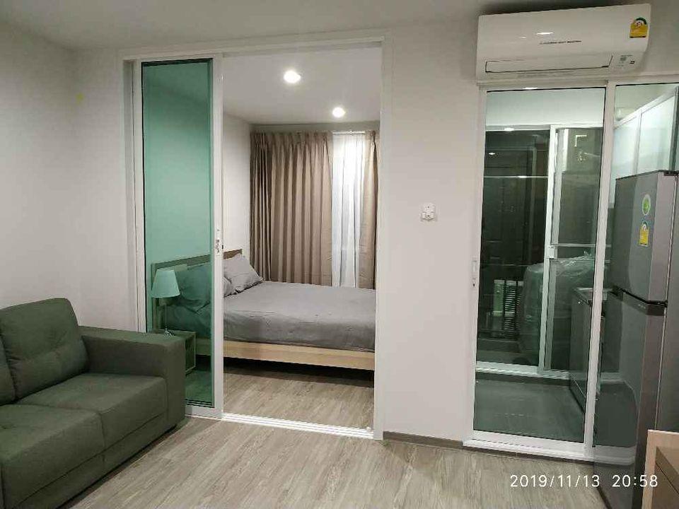 เช่าคอนโดอ่อนนุช อุดมสุข : ให้เช่าคอนโด Regent Home สุขุมวิท 97/1 1 ห้องนอน แต่งครบ พร้อมอยู่ ใกล้ BTS บางจาก