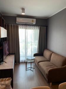 For RentCondoOnnut, Udomsuk : Condo for rent Ideo Sukhumvit 93 Type 2 bedroom 2 bathroom Size 53.50 sq.m. Floor 18
