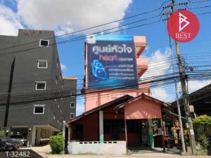For SaleBusinesses for saleSamrong, Samut Prakan : 4 storey apartment for sale, next to Bang Phli Yai Road, Samut Prakan.
