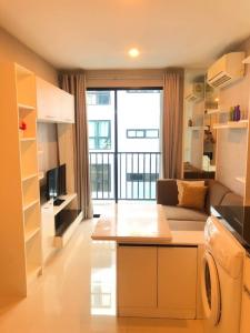 For SaleCondoRatchadapisek, Huaikwang, Suttisan : Urgent sale, Metro Sky Ratchada condo, beautiful room, cheap price