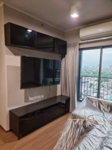 For RentCondoOnnut, Udomsuk : Condo for rent deo Sukhumvit 93 Type 2 bedroom 2 bathroom Size 52 sq.m. Floor 15