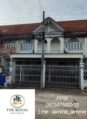 For RentTownhousePattanakan, Srinakarin : House for rent @Pattanakarn 29, big house, rent only 18,000/month.