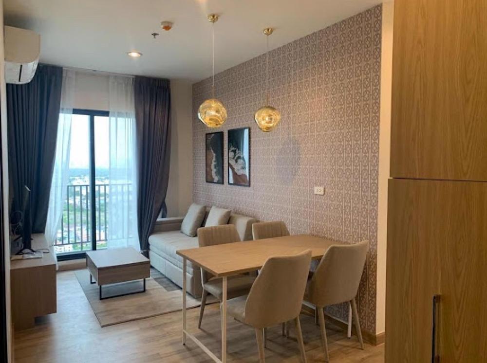 For RentCondoBangna, Lasalle, Bearing : ✨นิช โมโน สุขุมวิท-แบริ่ง Niche Mono Sukhumvit-Bearing ▶️ 2 Bedroom /  52 Sqm 28 th floor