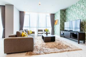 For RentCondoSukhumvit, Asoke, Thonglor : FOR RENT THE MONUMENT THONGLO 120,000 BAHT