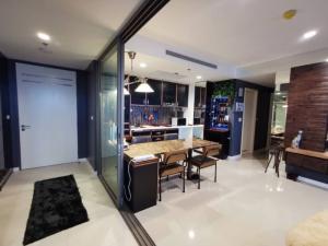 For RentCondoRama3 (Riverside),Satupadit : Condo for rent Star View Rama 3  Type 2 bedroom 2 bathroom Size 77 sq.m. Floor 29