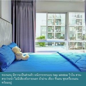 For RentCondoChengwatana, Muangthong : 📍LINE ID: @twproperty 🌟 Hallmark Chaengwattana for rent 🌟 Fully furnished Cheapest price!!!!