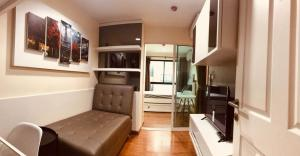 For RentCondoThaphra, Wutthakat : express!!! Beautiful room, ready to move in, next to MRT Thapra at The Estate Thapra