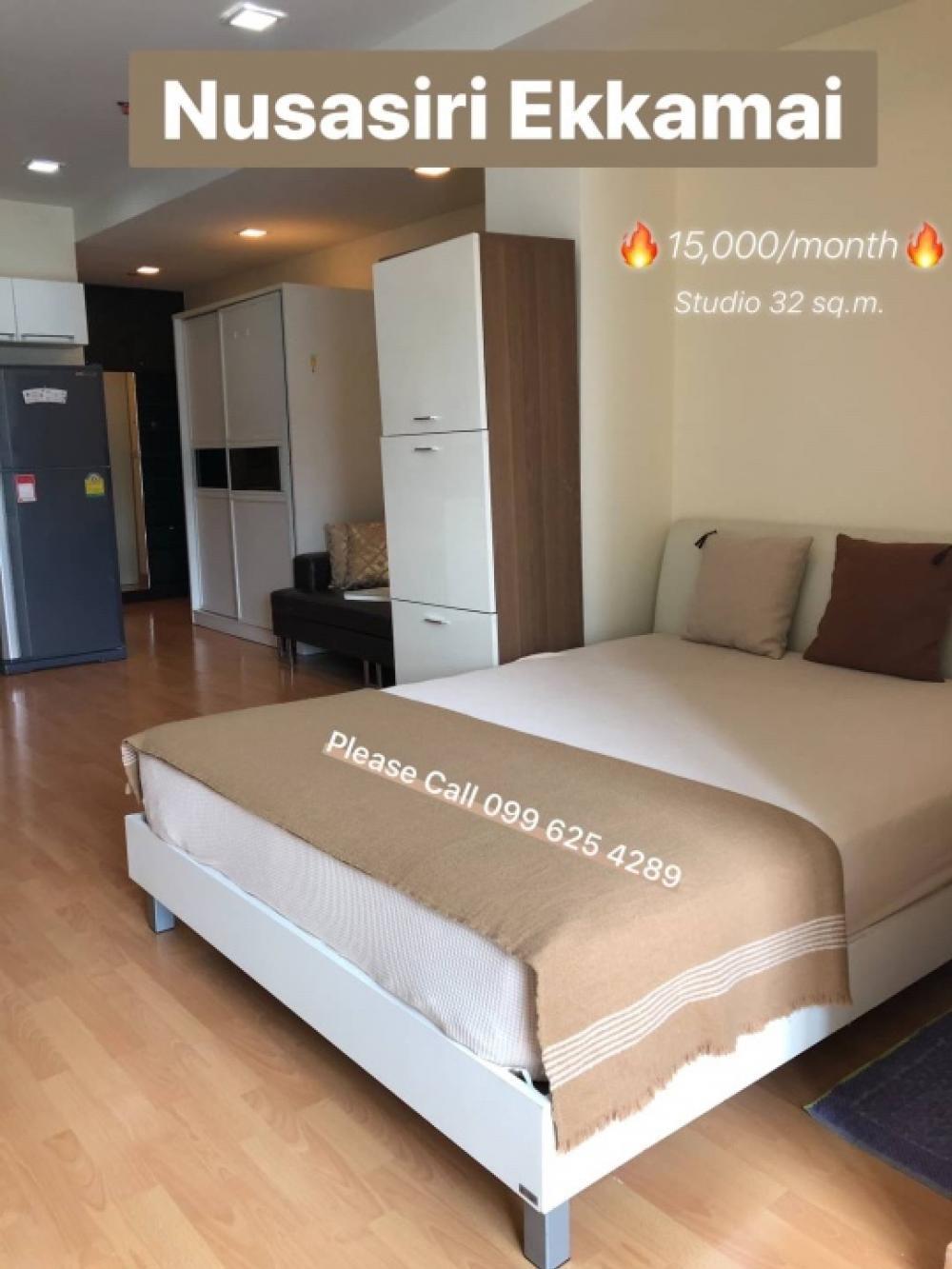 เช่าคอนโดสุขุมวิท อโศก ทองหล่อ : 🔥Beautiful room with good price Nusasiri Grand Ekkamai 🔥