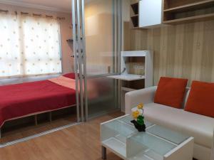 For RentCondoPattaya, Bangsaen, Chonburi : 🔥 4,500 baht. For rent, Lumpini Ville, Naklua, Wongamat.