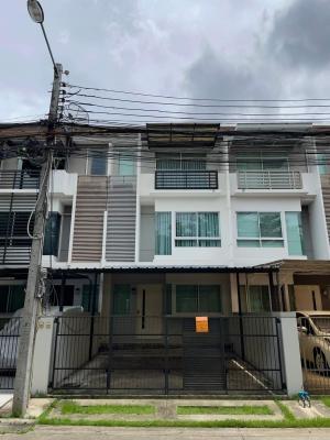 "For SaleHouseLadprao101, The Mall Bang Kapi : Cheap sale, central location ✨"" New House Rama 9, Krungthep Kreetha Soi 7"