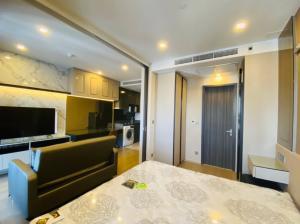 For RentCondoSukhumvit, Asoke, Thonglor : For rent Ashton Asoke, 1 bedroom, 1 bathroom, next to BTS Asoke / MRT Sukhumvit.