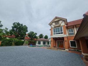 For SaleHouseRama5, Ratchapruek, Bangkruai : Best price!!! Newly renovated detached house, luxury village • Prukpirom Regent Ratchaphruek-Rattanathibet •