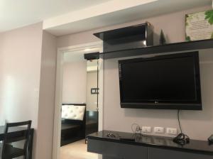 For RentCondoChengwatana, Muangthong : 8000.-/month for rent.. Plum Condo Chaengwattana Station Phase 2, beautiful room, furniture + electrical appliances.