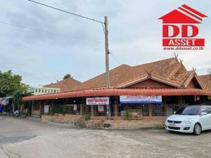 For SaleHouseRamkhamhaeng,Min Buri, Romklao : Single-storey detached house for sale, Nantawan 5, Nong Chok, corner room, entrance and exit, Mitmaitri Road, Suwinthawong Road