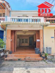 เช่าทาวน์เฮ้าส์/ทาวน์โฮมเอกชัย บางบอน : For rent ให้เช่า ทาวน์เฮ้าส์ 2 ชั้น หมู่บ้านสินทวี วิลล่า หลัง รพ.บางมด พระราม2 ซอย43 พร้อมเข้าอยู่
