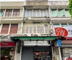 เช่าตึกแถว อาคารพาณิชย์สีลม ศาลาแดง บางรัก : ให้เช่าอาคารพาณิชย์ 4 ชั้น ติดถนนสีลม ใจกลางเมือง ย่านเศรษฐกิจ ทำเลดี เหมาะเป็นสำนักงาน ร้านค้า ขายของ Showroom