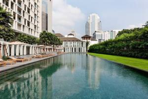 เช่าคอนโดสาทร นราธิวาส : ✨The Sukhothai Residences For Rent✨📌📌Duplex📌📌328 Sq.M,,Spacious Living room/Balcony,,3 Bedroom, 3 Bathroom, Private Jacuzzi 🔥🔥210,000/month🔥🔥