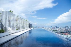 ขายคอนโดพระราม 9 เพชรบุรีตัดใหม่ : ขายด่วน🔥Life Asoke - Rama9 ใจกลางเมือง ย่าน New CBD 2 ห้องนอน 2 ห้องน้ำ 58.50 ตร.ม. ราคาเพียง 7.1 ล้าน