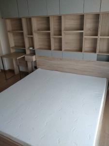 For RentCondoRatchadapisek, Huaikwang, Suttisan : Beautiful room in a luxury condo, waiting for tenants ✨ Supalai Wellington 2