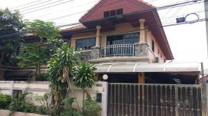 ขายบ้านบางแค เพชรเกษม : ขายด่วน บ้านเดี่ยว 114 ตร. ว ม. อรุณทอง บางแวก 6 ห้องนอน พร้อมอยู่