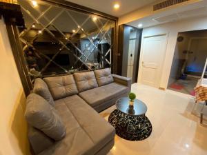 For SaleCondoRatchadapisek, Huaikwang, Suttisan : 🔥🔥🔥 Urgent sale!!️ Supalai Wellington 2🏬🏢 1 bedroom, beautiful decoration ✨ Modern luxury ✨ @JST Property.