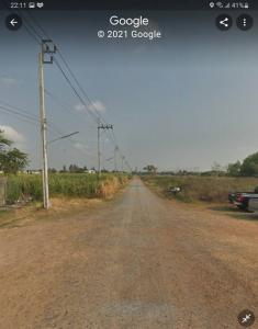 For SaleLandNawamin, Ramindra : 100 sq Wah, Soi Hatairat 39, Sam Wa West, Klong Sam Wa, KC, Safari World, AN182
