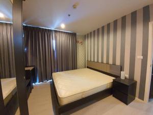 For RentCondoRama9, RCA, Petchaburi : Aspire Rama9💓 near MRT Rama 9 ✨ 2 bedrooms 19000 only, fully furnished, ready to move in!