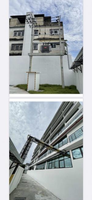 เช่าตึกแถว อาคารพาณิชย์เลียบทางด่วนรามอินทรา : อาคารพาณิชย์7ชั้นให้เช่า ติดถนนใหญ่เลียบด่วนรามอินทราลิฟท์2ตัวทั้งหมด 3,200 ตารางเมตรสนใจ 0996203822 กี้
