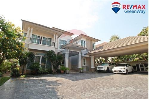 For SaleHouseRathburana, Suksawat : บ้านเดี่ยว รอยัล ราชาวดี พุทธบูชา พระราม2