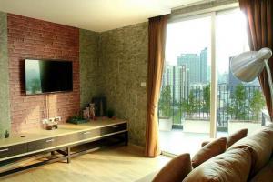 For RentCondoLadprao 48, Chokchai 4, Ladprao 71 : [For Rent] Haus 23 Ratchada-Ladprao : Condo 1 bedroom 60.90 sq.m. Floor 15 Nice room and near Central Ladprao