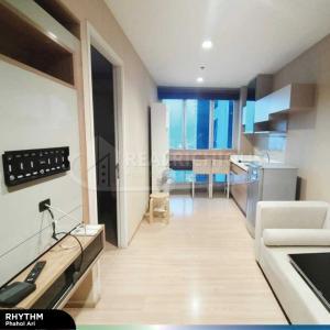 For SaleCondoSapankwai,Jatujak : Rhythm Phahol Ari - 1 bedroom for sale only 3.7 million baht.