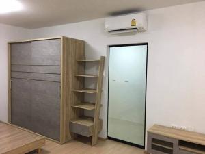 Sale DownCondoPinklao, Charansanitwong : Condo for sale, UNIO Charan 3 Studio 28 sq m. Building D, 2nd floor.