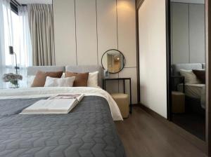 For RentCondoSukhumvit, Asoke, Thonglor : (For rent/For rent) Oka Haus (Sansiri) Sukhumvit 36 Very nice decorated room ✨✨💓 2Bed 1Bath