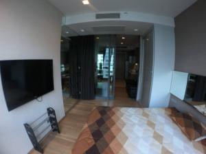 For RentCondoNana, North Nana,Sukhumvit13, Soi Nana : A21-172 Condo for rent, Hyde Sukhumvit 13, condominium 31 sqm., only 110 meters from Sukhumvit Road, near Nana BTS.