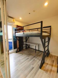 For RentCondoThaphra, Wutthakat : For rent, The Key Sathorn-Ratchapruek, beautiful room, complete electrical appliances next to BTS Wutthakat Ready to move in 🔥
