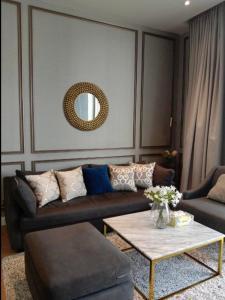 For RentCondoWongwianyai, Charoennakor : (For rent) Magnolias Waterfront Residences Iconsiam ✨ Luxury Unit River view 2bed 2Bath