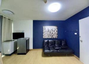 For RentCondoRama 2, Bang Khun Thian : C260 (very beautiful room) for rent Smart Condo Rama 2 (with washing machine, Building B, 5th floor)
