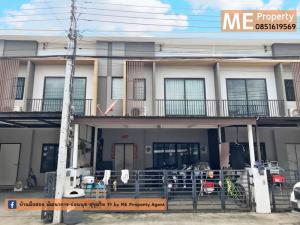 For SaleTownhousePattanakan, Srinakarin : Townhouse 2 Floors THE CONNECT Pruksa Pattanakarn-Onnut