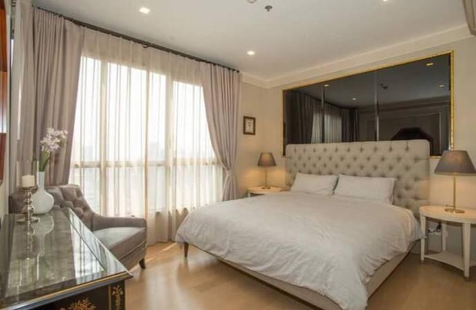 For RentCondoSukhumvit, Asoke, Thonglor : 3561-A😊 For RENT 1 bedroom for rent🚄 near BTS Thonglor🏢H Q by Sansiri HQ by Sansiri 🔔Area:42.00 sq.m.💲Rent:45,000฿📞O88-7984117,O65-9423251✅LineID: @sureresidence