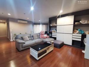 เช่าคอนโดพระราม 9 เพชรบุรีตัดใหม่ : Hot Deal Rent Belle Grand Rama9 3 Bed 2 Bath Only 45,000 K. With Nice decoration