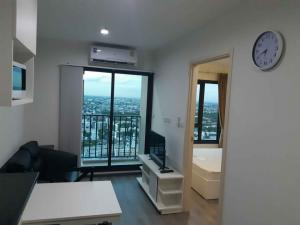 For RentCondoPattanakan, Srinakarin : For rent, Rich Park, Triple Station, BTS view, fully furnished. with parking