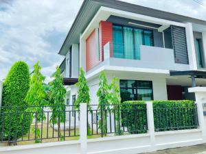 เช่าบ้านมีนบุรี-ร่มเกล้า : ให้เช่าบ้านเดี่ยว 50 ตรว รามคำแหง 94 RamkamHaeng 94 New House for Rent