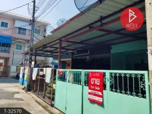 For SaleTownhouseRama5, Ratchapruek, Bangkruai : 2 storey townhouse for sale, Bang Kruai, Nonthaburi.