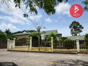 For SaleHousePattaya, Bangsaen, Chonburi : Sell single house Fa Nawee Village, Sattahip, Chonburi