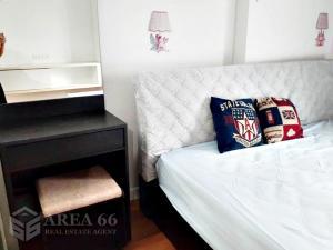 For RentCondoRama9, RCA, Petchaburi : For rent Lumpini Place Rama IX - Ratchada Nearby MRT Phra Ram 9