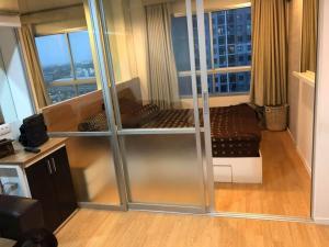 For RentCondoPattanakan, Srinakarin : TC-0571 Condo for rent, Lumpini Place Srinakarin - Huamak, built-in furniture, complete electrical appliances.