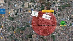 For SaleLandChaengwatana, Muangthong : Land for sale, beautiful plot, Chaengwattana, Soi 28, near BTS !!