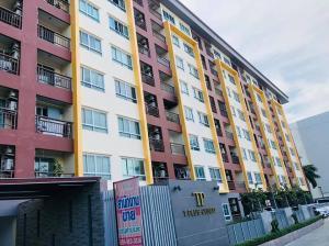For SaleCondoPattaya, Bangsaen, Chonburi : Urgent sale, condo with furniture, special price