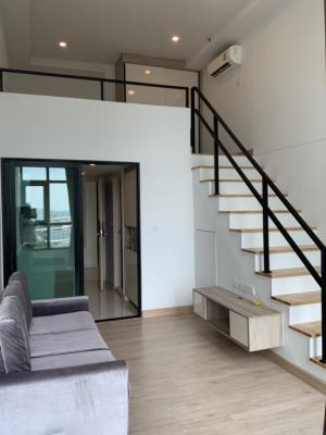 For RentCondoRattanathibet, Sanambinna : ⭕️ For rent Knightsbridge Duplex Tiwanon / luxury condo / MRT Ministry of Public Health